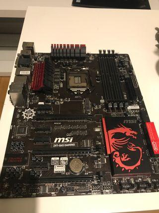 Placa base MSI Z97 G45 Gaming