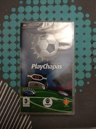 Play Chapas PSP. Por estrenar