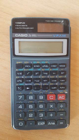 calculadora científica casio fx 991 S