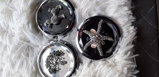 espejos de bolsillo joya