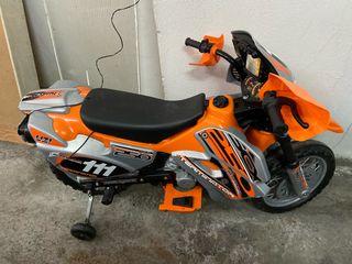 N45-Moto eléctrica perfecto estado.