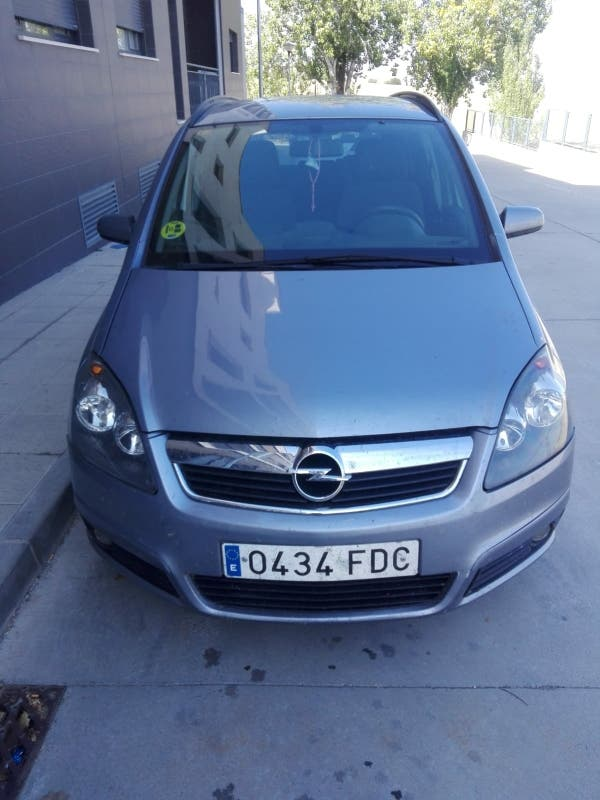 Opel Zafira 2006 urge