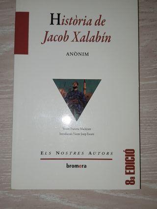 LIBRO HISTORIA DE XACOB XALABIN