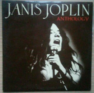 Disco de vinilo Doble. Janis Jolín. Anthology