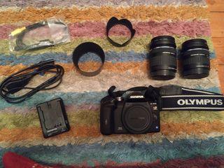 cámara réflex olympus e510