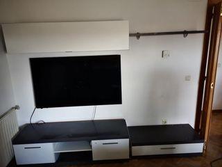 Mueble de salón modular.