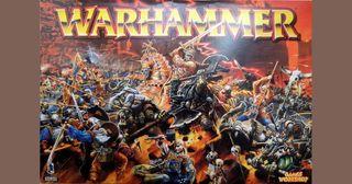 Warhammer Fantasy 6th Edición Caja de Inicio
