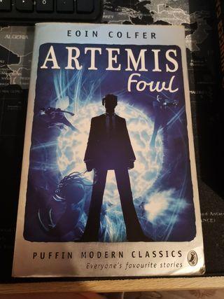 [ENG] Artemis Fowl (Eoin Colfer)