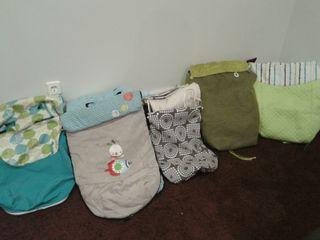 Fundas y sacos para carrito bebé