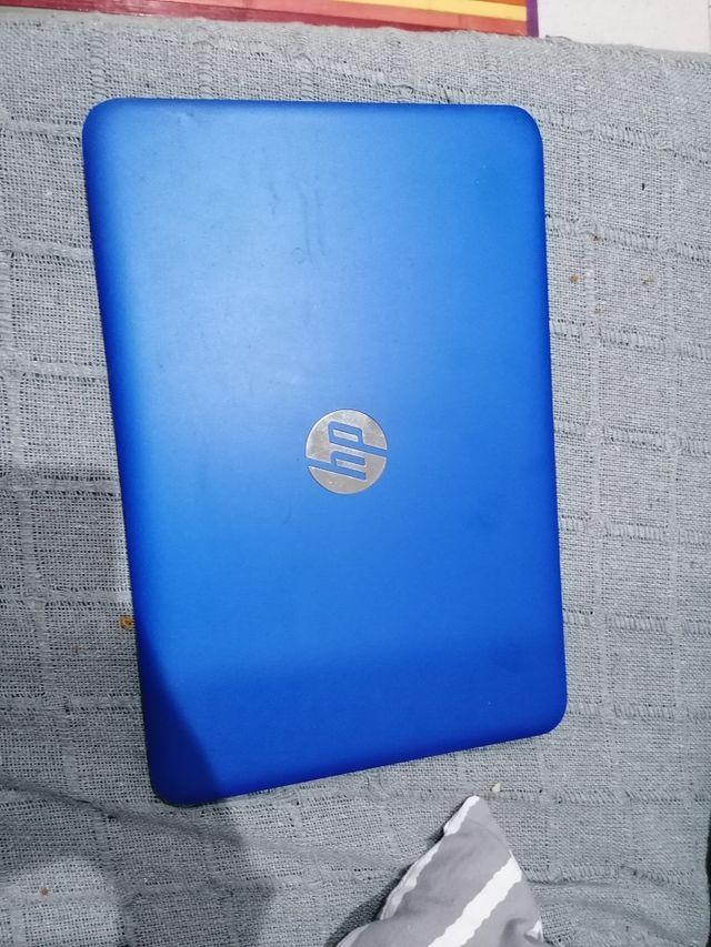 Portátil HP muy cuidado