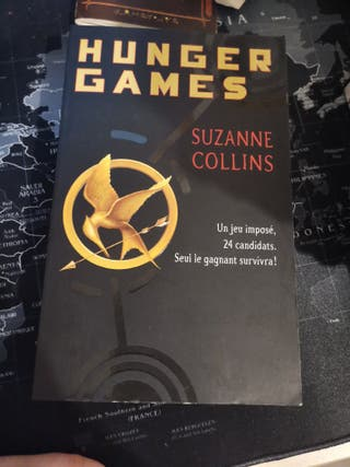 [FR] Hunger Games (Suzanne Collins)