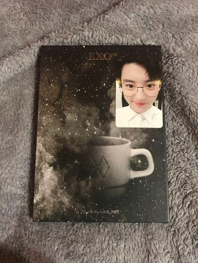 album kpop exo universe y overdose
