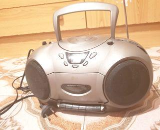 RADIO CASSETTE LG ANTIGUO