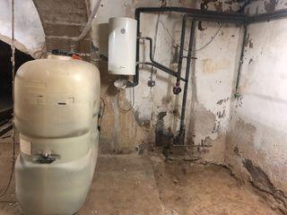 Deposito Gasoil 1500 lit vacío