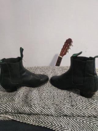 Botas flamenco niño