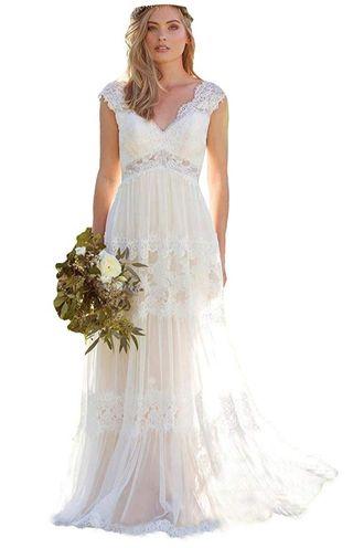 vestido de novia nuevo con etiquetas