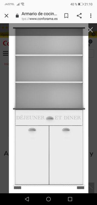 Mueble de cocina Conforama de segunda mano en WALLAPOP