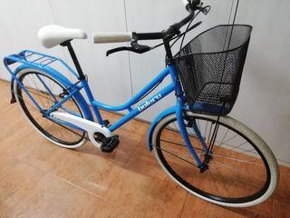 bicicleta urbana vintage