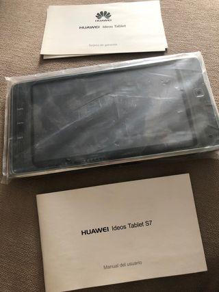 HUAWEI IDEOS TABLET S7 Nuevo Sin batería