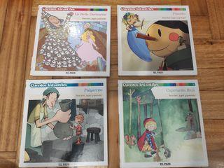 Colección 24 cuentos Clásicos infantiles