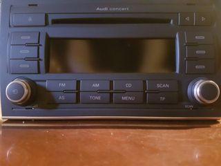 Radio Audi a4 cabrio