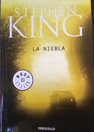 Niebla - Stephen King - Libro Bolsillo