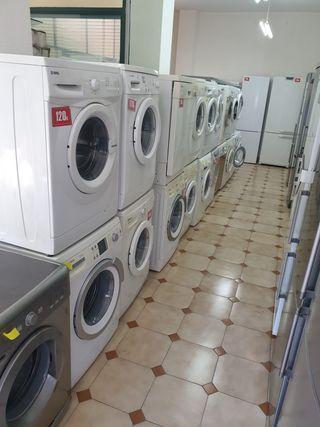 lavadoras , FRIGORÍFICOS etc