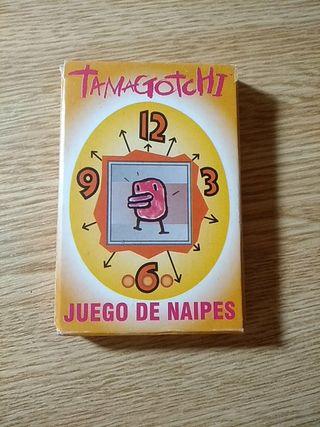 Juego de naipes Tamagotchi 1996