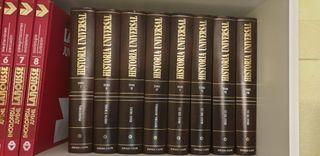Historia Universal. Colección Completa 8 Tomos