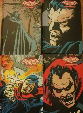 Drácula Marvel Limited Edition. Completa