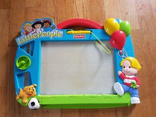 Pizarra mágica Little People