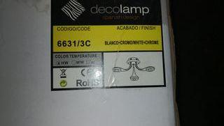lámpara colgante LED para comedor