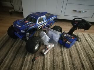 traxxas original bigfoot