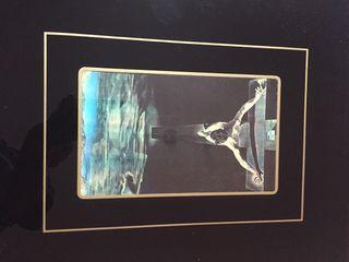 Cuadro Cristo de Dalí