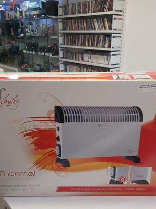 convector con turbo ventilacion 2000w