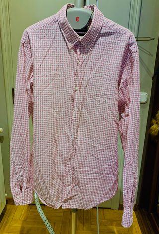Camisa Massimo Dutti. Zara Ralph Lauren
