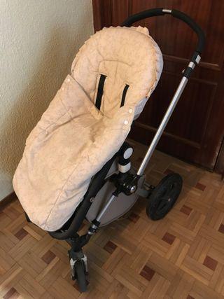 Carro Bugaboo Camaleón 3 con Maxi-Cosi (isofix)