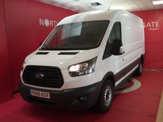 FORD TRANSIT CUSTOM 2.0 TDCI 130 PS 340 AMBIENTE V
