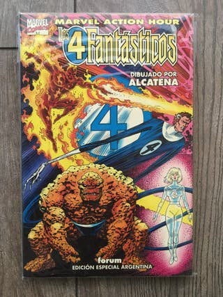 Marvel action hour: Los 4 Fantásticos ( forum )