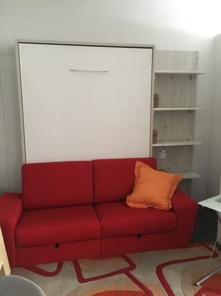 Cama abatible sin sofá