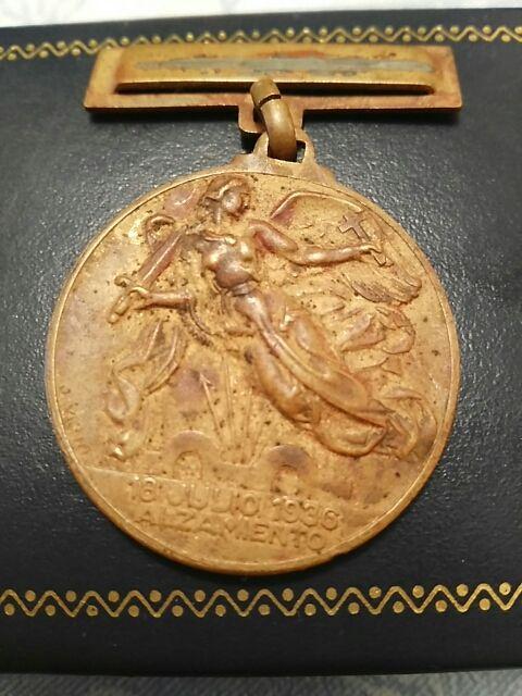Medalla militar guerra civil