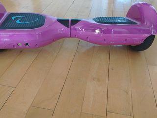 Hoverboard, patinete eléctrico. SmartGyro