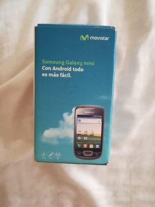Móvil Samsung Galaxy Mini