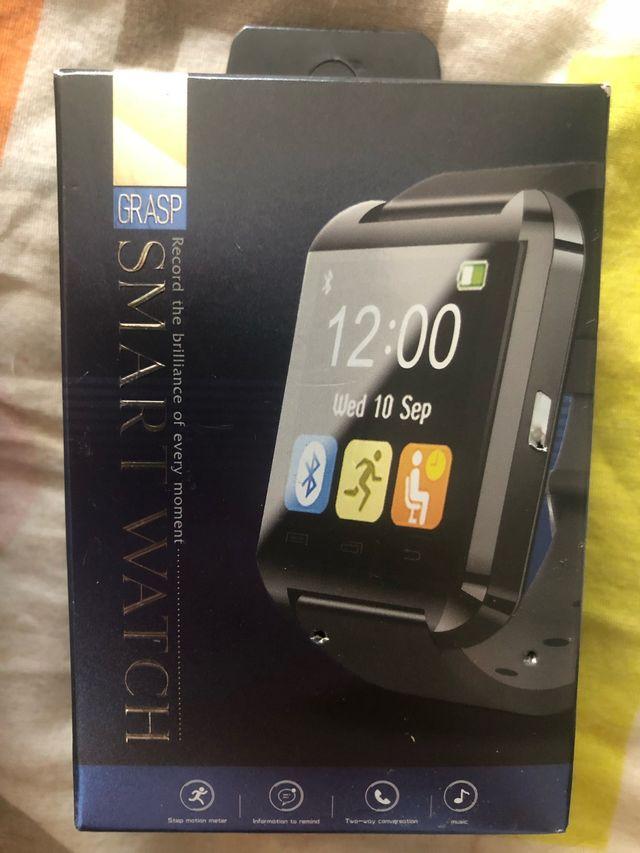 Vendo reloj bluetooth móvil