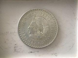 5 Pesos - 1948 Estados Unidos Mexicanos