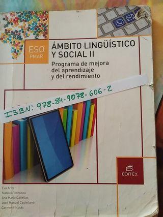 ÁMBITO LINGÜÍSTICO II EDITEX