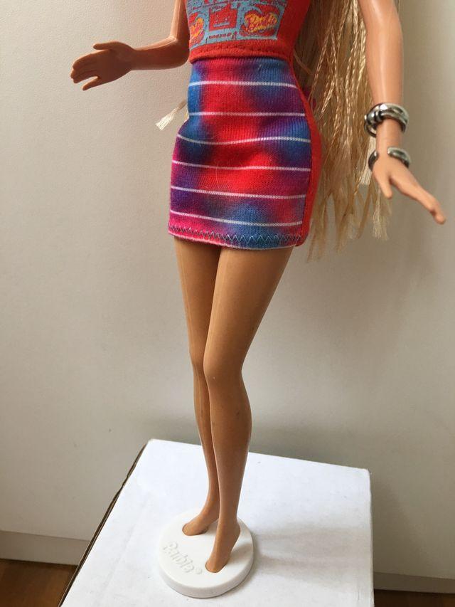 Barbie peana expositor