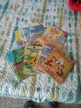 libros Disney en ingles