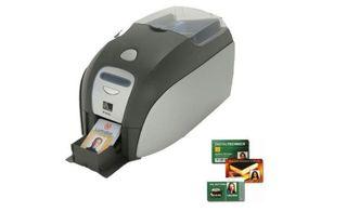 Impresora zebra P110