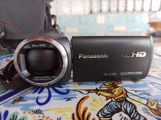 cámara de vídeo seminueva